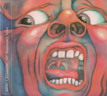 KING CRIMSON: In The Court Of The Crimson King (1969) (40th Anniversary Series, 2009)