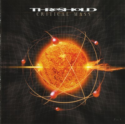 Threshold - Critical Mass (2002) [2CD Limited Edit.]