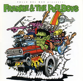 FRANKIE & THE POOLBOYS: Frankie & The Poolboys (2008) (DCCD32)