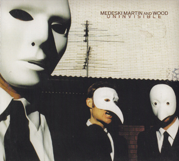 MEDESKI MARTIN AND WOOD: Uninvisible (2002) (BlueNote 724353587024)