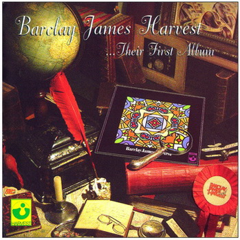 Barclay James Harvest - Their First Album 1970 (EMI remaster) 2002