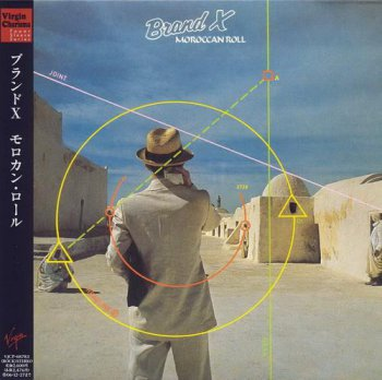 Brand X - Moroccan Roll (Toshiba EMI Japan Paper Sleeve 2006) 1977
