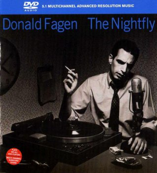 Donald Fagen - The Nightfly (Warner Bros. Records DVD-A 2002 Rip 24/48) 1982