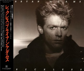 Bryan Adams - Reckless (A&M Records / Alfa Japan Mint Original LP VinylRip 24/96) 1984