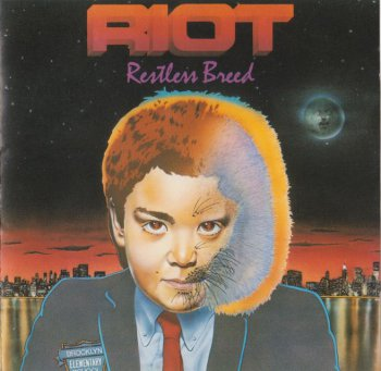 Riot - Restless Breed (1982)