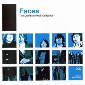 Faces - The Definitive Rock Collection (2CD Set Rhino Records) 2007