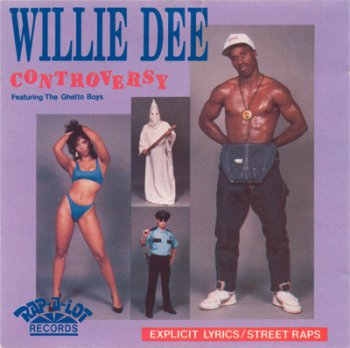 Willie Dee-Controversy 1989