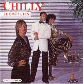 Chilly-Secret lies [Limited edition 2008. Bonu tracks] 1982
