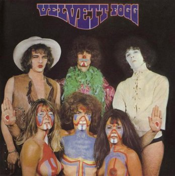 Velvett Fogg - Velvett Fogg (Sanctuary / Castle Records 2002) 1969