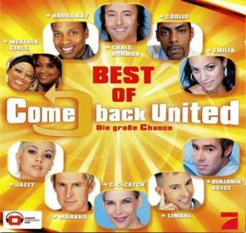 VA - Best Of Comeback United (2004) FLAC