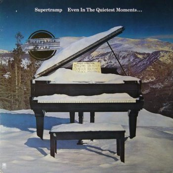 Supertramp - Even In The Quietest Moments... (A&M Audiophile Series LP VinylRip 24/96) 1977