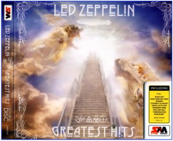 Led Zeppelin - Greatest Hits (2007) 2CD