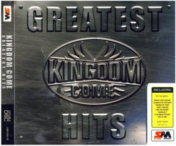 Kingdom Come - Greatest Hits (2007) StarMark 2CD