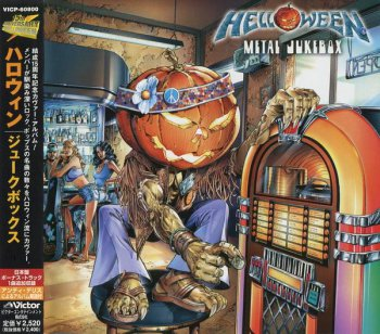 Helloween - Metal Jukebox (Victor Records Japan) 1999