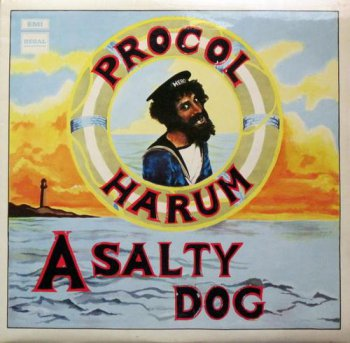 Procol Harum - A Salty Dog (Regal Zonophone UK Original LP VinylRip 24/96) 1969