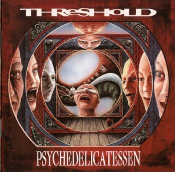 Threshold - Psychedelicatessen / Livedelica 1994/1995 (2CD Special Edit. 2002)