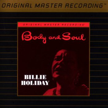Billie Holiday - Body And Soul (MFSL Exclusive UDCD II 1996) 1957