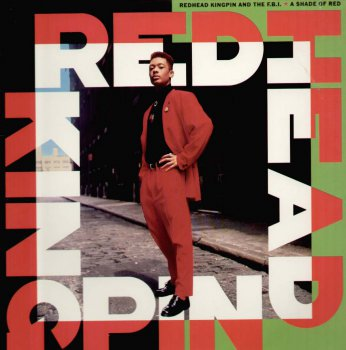 Redhead Kingpin And The F.B.I.-A Shade of Red 1989