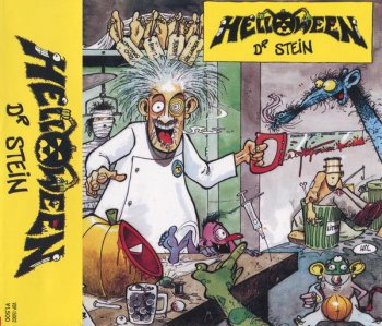 Helloween - Victor Records Japan Single CDs 1986 / 1987 / 1988