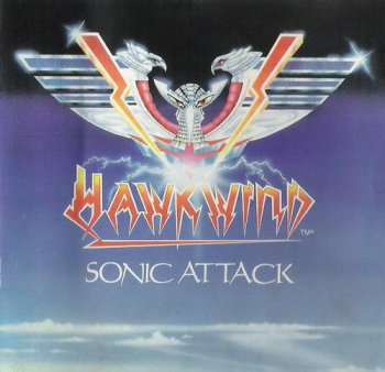 Hawkwind - Sonic Attack (Emergency Broadcast System 1996) 1981