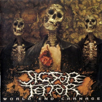Jigsore Terror - World End Carnage (2004)