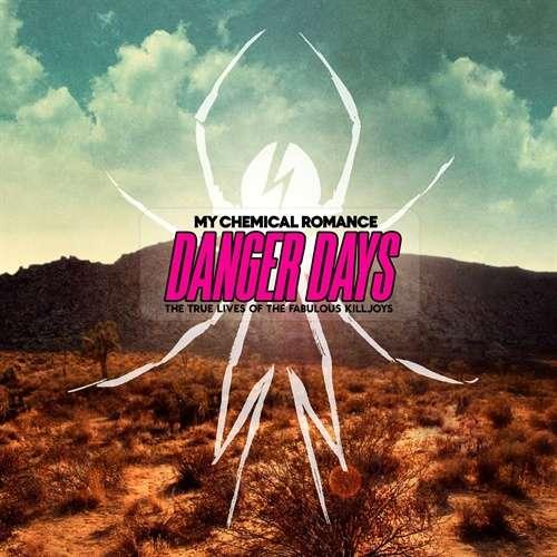 mcr danger days. Album: Danger Days: The True