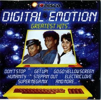 Digital Emotion - (I Love Disco Presents - Masters Collection) 2007