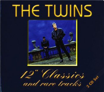 "THE TWINS - 12"" Classics And Rare Tracks (2cd)(2006)"
