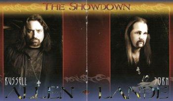 Russell Allen & Jorn Lande - The Showdown (Limited Edition Digipack) 2010