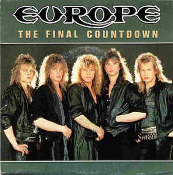 Europe - The Final Countdown (1986) DTS 5.1 Upmix