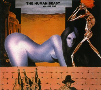 The Human Beast «Volume One» 1970 (Remastering 2004)