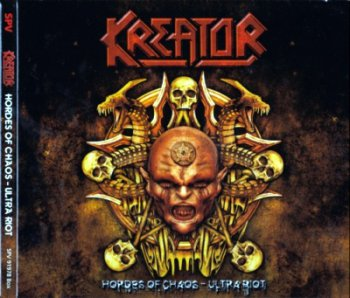 Kreator - Hordes Of Chaos: Ultra Riot 2010 (Deluxe Edition incl. Bonus CD)