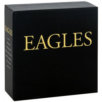 Eagles - Eagles (9CD Box Set Vinyl Replica Warner Music) 2005