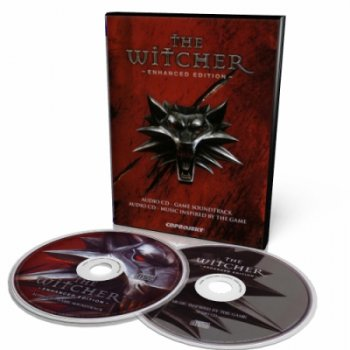 Adam Skorupa and Pawel Blaszczak - The Witcher 2CD (2008)