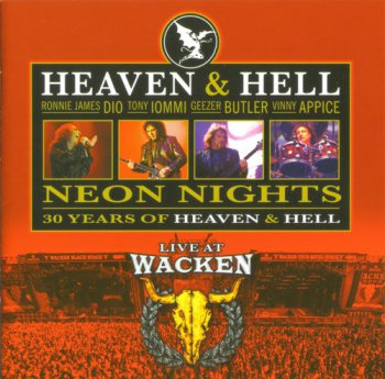 Heaven & Hell - Neon Nights Live At Wacken (2010)