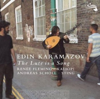Edin Karamazov - The Lute Is A Song (2009)