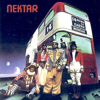 Nektar - Down To Earth [Reissue 1992] (1974)