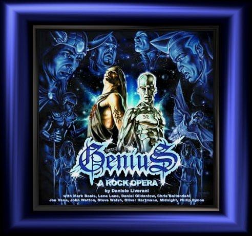 Genius by Daniele Liverani  - A Rock Opera (2002-2007)