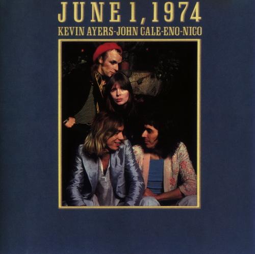 Kevin ayers john cale brian eno nico june 1 1974 island