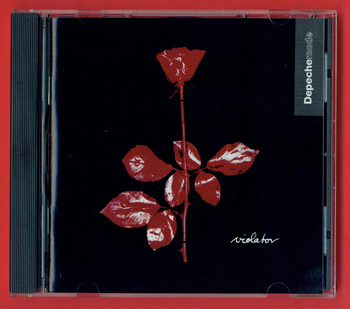 DEPECHE MODE: Violator (1990, Sire/Reprise 9 26081-2, Made in USA)