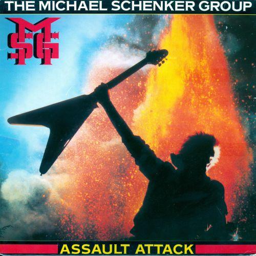 Recommend an album 1293141755_assault-attack