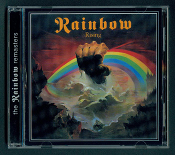 RAINBOW: Rising (1976) (1999, POLYDOR, 314 547 361-2, Made in the USA)