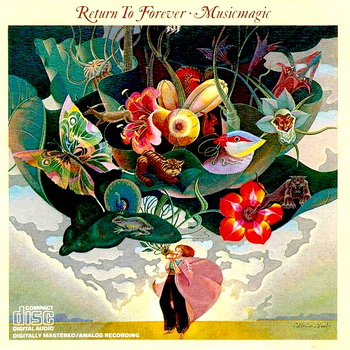 Return To Forever - Musicmagic 1977