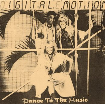 DIGITAL EMOTION - Dance To The Music (1988)