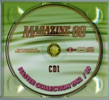 Magazine 60 - Master Collection 1982-89 (2CD) 2010