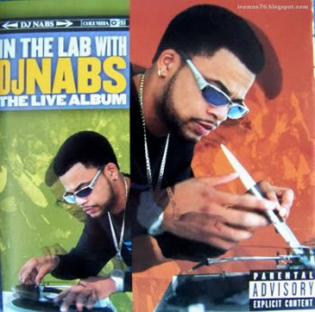 V.A.-DJ Nabs-In The Lab With DJ Nabs The Live Album 1998