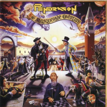 Pendragon - The Masquerade Overture 1996 (2005 Reissue)