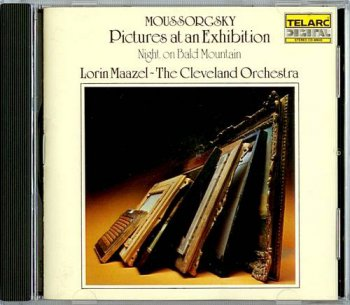 The Cleveland Orchestra & Lorin Maazel - 1979 ©  Pictures At An Exhibition | Night On Bald Mountain