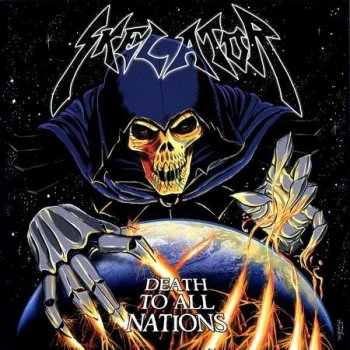 Skelator - Death To All Nations (2010)