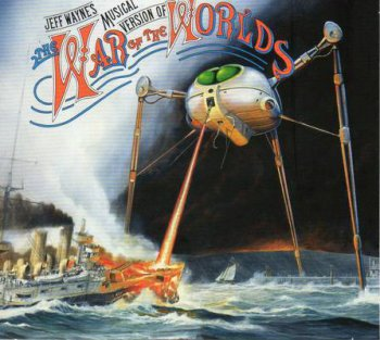 Jeff Wayne's  - War of the Worlds 1978 (1985; 2005)
